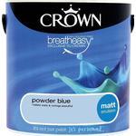 Ceiling Paint price comparison Crown Matt Emulsion Wall Paint, Ceiling Paint Blue 2.5L