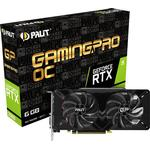 PCI-E Graphics Cards Palit Microsystems GeForce RTX 2060 6GB GamingPro OC