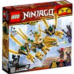 Plasti - Lego Ninjago Lego Ninjago The Golden Dragon 70666