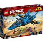 Plasti - Lego Ninjago Lego Ninjago Jay's Storm Fighter 70668