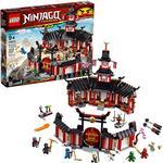 Lego Ninjago Lego Ninjago price comparison Lego Ninjago Monastery of Spinjitzu 70670