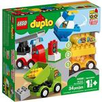 Lego vehicles Toys Lego Duplo My First Car Creations 10886
