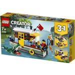 Lego Creator 3-in-1 price comparison Lego Creator Riverside Houseboat 31093
