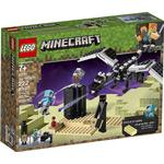 Lego Minecraft Lego Minecraft The End Battle 21151