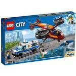 Lego Sky Police Diamond Heist 60209