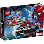 Lego Super Heroes Lego Super Heroes price comparison Lego Super Heroes Spider-Man Bike Rescue 76113