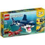 Plasti - Lego Creator 3-in-1 Lego Creator Deep Sea Creatures 31088