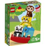 Building Games - Tiger Lego Duplo My First Balancing Animals 10884