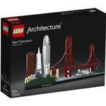 Plasti - Lego Architecture Lego Architecture San Francisco 21043