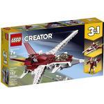 Lego Creator 3-in-1 price comparison Lego Creator Futuristic Flyer 31086