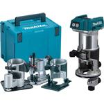 Fixed Router Makita DRT50ZJX3