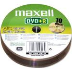 DVD Maxell DVD+R 4.7GB 16x Spindle 10-Pack (275734)