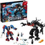 Lego Super Heroes Lego Super Heroes price comparison Lego Marvel Super Heroes Spider Mech vs Venom 76115