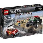Plasti - Lego Speed Champions Lego Speed Champions Mini 1967 Montecarlo & 2018 Dakar 75894