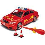 Construction Kit - Fire fighter Revell Junior Kit Fire Chief Car 00810