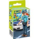 Police - Figurines Revell Junior Kit Police Woman 00750