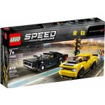 Plasti - Lego Speed Champions Lego Speed Champions 2018 Dodge Challenger 75893