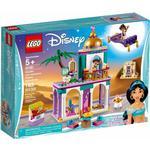 Lego Disney Princess Lego Disney Princess Aladdin and Jasmine's Palace Adventures 41161