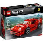 Plasti - Lego Speed Champions Lego Speed Champions Ferrari F40 Competizione 75890