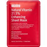 Sheet Mask - Pigmentation Wishtrend Natural Vitamin 21.5 Enhancing Sheet Mask 23ml