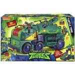 Toy Military Vehicle - Plasti Playmates Toys Rise of the Teenage Mutant Ninja Turtle Tank