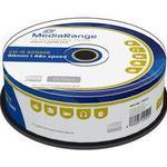 CD MediaRange CD-R 800MB 48x Spindle 25-Pack (MR221)