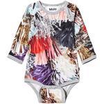 Multicolour - Bodysuits Children's Clothing Molo Fonda - Celebration ( 4W18B204 4171)