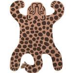 Rugs Kid's Room Ferm Living Safari Tufted Rug Leopard 118x160cm