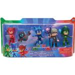 Outer Space - Figurines Just Play PJ Masks Super Moon Adventure Collectible Figure Set 5 Pack