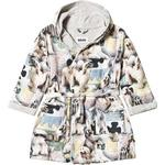 92/98 - Dressing gowns Children's Clothing Molo Way - Dogtastic (7S18W401 4693)