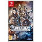 Tactical RPG Nintendo Switch Games Valkyria Chronicles 4