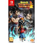 Turn-Based Strategy (TBS) Nintendo Switch Games Super Dragon Ball Heroes: World Mission