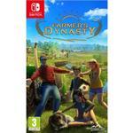 Construction Nintendo Switch Games Farmer's Dynasty