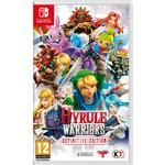 Fantasy Nintendo Switch Games Hyrule Warriors: Definitive Edition