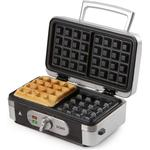 Removable Plates Waffle Makers Domo DO9136C