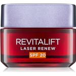 Facial Cream price comparison L'Oreal Paris Revitalift Laser Renew Day Cream SPF20 50ml