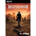 Real-Time Strategy (RTS) PC Games Desperados 3