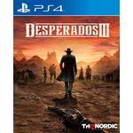 Real-Time Tactics (RTT) PlayStation 4 Games Desperados 3