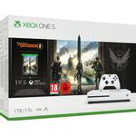 Microsoft xbox one s 1tb Game Consoles Deals Microsoft Xbox One S 1TB - Tom Clancy's The Division 2