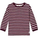 Red - T-shirts Children's Clothing ebbe Kids Melody Tee - Dark Grape/Vanilla