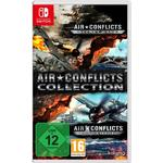 Flight Simulation Nintendo Switch Games Air Conflicts Collection