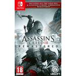 18+ Nintendo Switch Games Assassin's Creed III Remastered