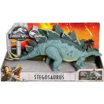 Action Figures - Dinosaurie Mattel Jurassic World Action Attack Stegosaurus