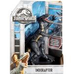 Action Figures - Dinosaurie Mattel Jurassic World Villain Indoraptor
