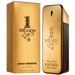 Fragrance price comparison Paco Rabanne 1 Million EdT 100ml