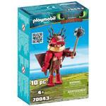 Action Figures - Drakar Playmobil Snotlout with Flight Suit 70043