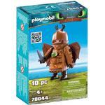 Action Figures - Drakar Playmobil Fishlegs with Flight Suit 70044