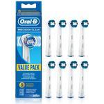 Dental Care Oral-B Precision Clean 8-pack