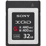 Sony XQD G 440/400MB/s 32GB