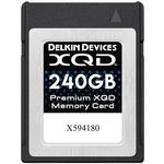 Delkin XQD 440/400MB/s 240GB (2933X)